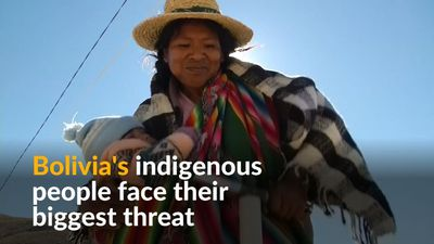 Climate change threatens Bolivian indigenous culture