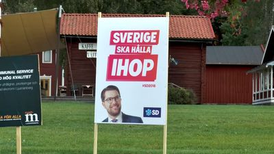 Anti-immigration party set for gains in Sweden poll