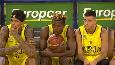 An African migrant's journey to a Greek basketball court