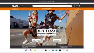ASOS says potential 'huge' as annual profit jumps 28 percent