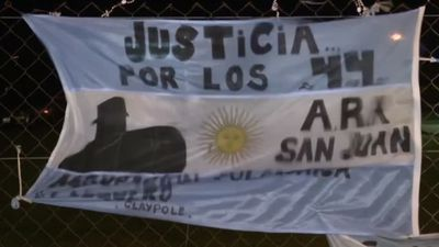 Argentine submarine found a year after disappearing