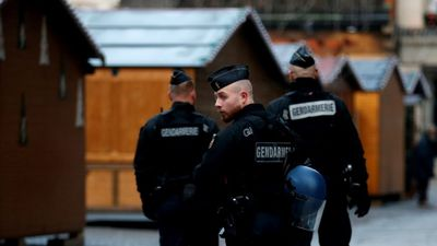 Christmas market gunman has 27 prior convictions
