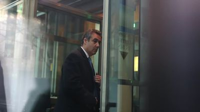 Trump ex-lawyer Cohen given 3 years in prison