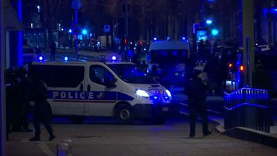 Suspect in Strasbourg attack killed in gun battle with police -officials