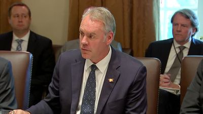Zinke to step down amid ethics probes