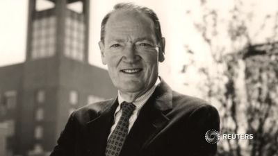 Vanguard founder John Bogle dies at 89