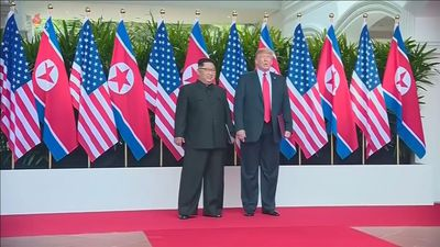 Trump, Kim to meet at second nuclear summit