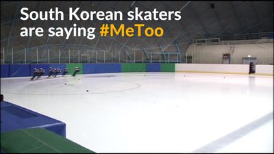 South Korea sport hit by #MeToo movement