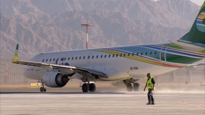 Israel opens new airport to boost Eilat tourism, provide wartime back-up