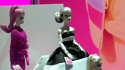 Barbie turns 60 at New York Toy Fair