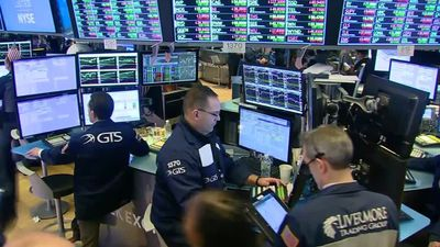 Wall Street ends higher after Fed minutes