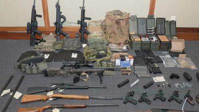 USCG officer planned mass attack: prosecutors