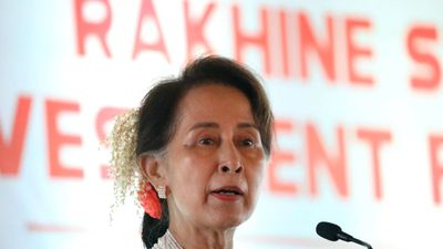 Myanmar pitches crisis-hit Rakhine to investors