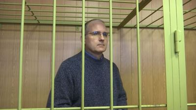 Russia extends detention of ex-U.S. marine, Paul Whelan