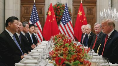 "Trump says U.S.-China deal ""likely"""