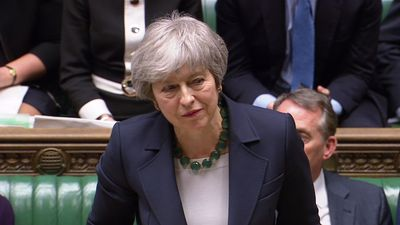 "Britain votes down a ""no-deal"" Brexit"