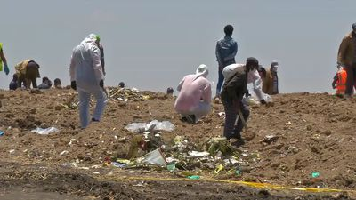 Crash victim DNA tests to take up to six months, says Ethiopian Airlines