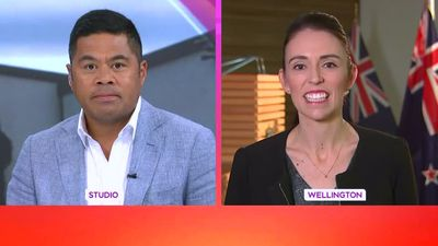 New Zealand PM says gun laws 'will change'