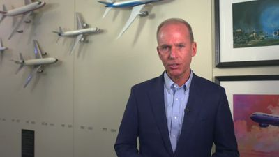 Boeing CEO vows fix as 737 MAX pressure builds