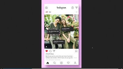 Instagram launches shopping feature