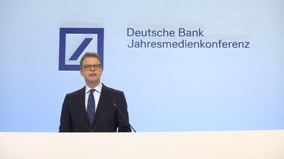 Deutsche Bank chief paid $8 million as top bosses gain first bonuses for four years