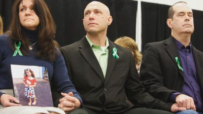 Newtown father dies in apparent suicide