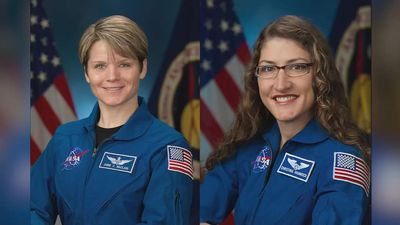 Suit unsuitable: NASA nixes first all-women spacewalk