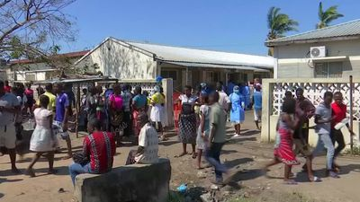 Mozambique braces for cholera after cyclone