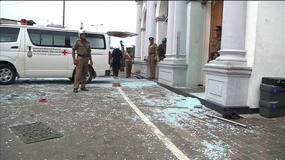 Sri Lanka bombings death toll passes 200