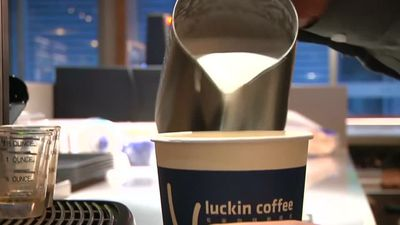 Luckin Coffee's piping hot IPO