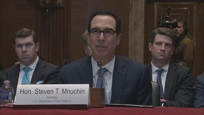 Mnuchin defies House subpoena for Trump's tax returns