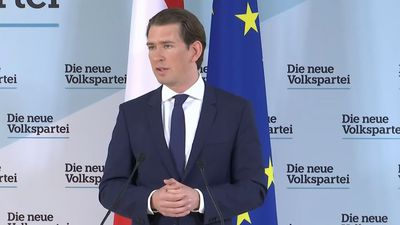 Austria's Kurz seeks to oust far-right minister