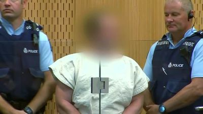 Police file NZ's first-ever terrorism charge over Christchurch
