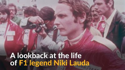 Motor racing great Niki Lauda dies