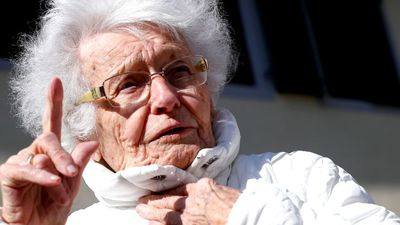 One hundred years-old and running for office