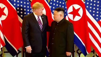 North Korea blames U.S. for failed summit