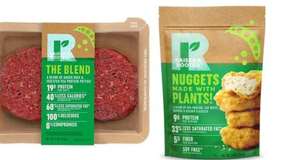Tyson Foods goes after Beyond Meat with plant-meat combo