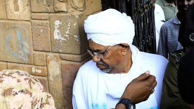 Sudan's Bashir charged on corruption in first public appearance since ousting