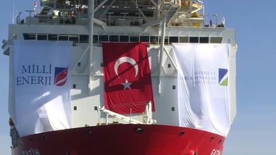 Greece, Cyprus pressure EU to act over Turkey gas drilling as Ankara digs in