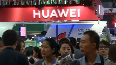 IQE shares plunge as Huawei ban hammers European chipmakers
