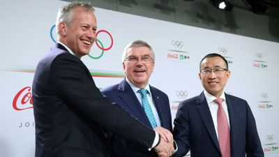 China Mengniu Dairy, Coca-Cola sign Olympic deal to 2032