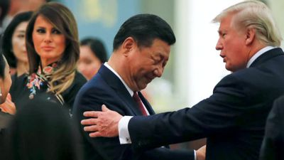 Trump okay 'with any outcome' from meeting with Xi