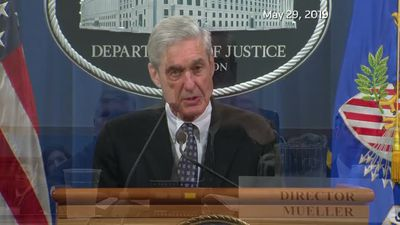 Special Counsel Mueller to testify before congress
