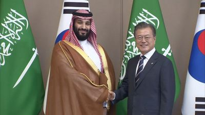 S.Korea, Saudi Arabia sign total $8.3 bln worth deals