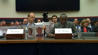 Grieving father slams Boeing in Congress testimony