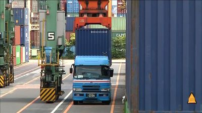 Sliding Japan exports, manufacturing gloom heighten economic risks