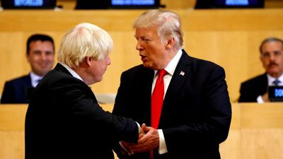 Is Boris Johnson Britain's Donald Trump?