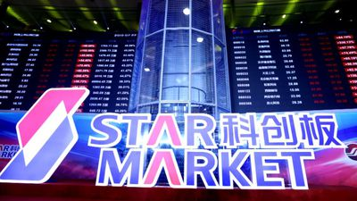 Down to earth: China's STAR market reverses huge gains