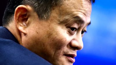 As Jack Ma eyes an exit, Alibaba beats forecasts