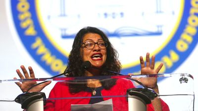 Israel to allow U.S. Rep Tlaib to visit family in West Bank